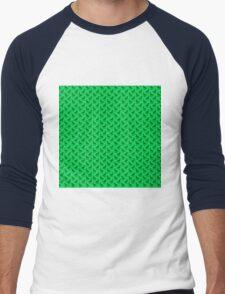Dinosaur wallpaper pattern greens T-Shirt