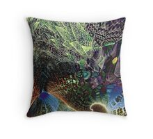 AlmostThere Throw Pillow
