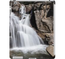 Cascades - Yosemite - California - USA iPad Case/Skin