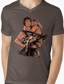 Ripley from Aliens Mens V-Neck T-Shirt