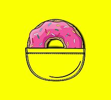 donut in my pocket by clown