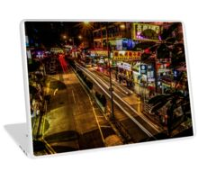 Motion of the Commotion Laptop Skin