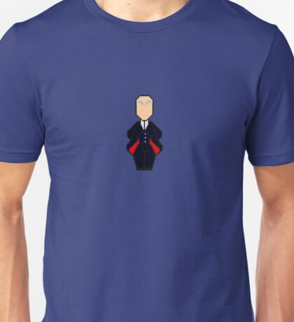 Pixel 12th Doctor Unisex T-Shirt