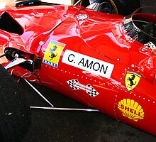 Ferrari 246T by Geoff Russell