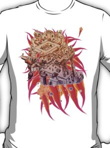 _*Not a secret level from final fantasy 17*_ T-Shirt