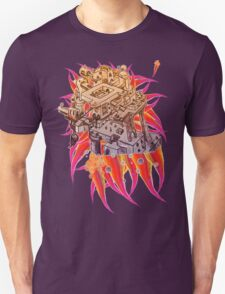 _*Not a secret level from final fantasy 17*_ Unisex T-Shirt