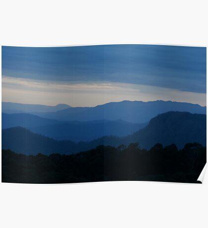 Blue Hills Poster