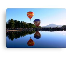 Aloft Canvas Print