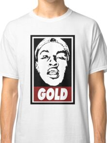 Issa Gold (the underachievers) Classic T-Shirt