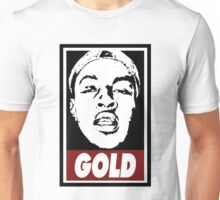 Issa Gold (the underachievers) Unisex T-Shirt