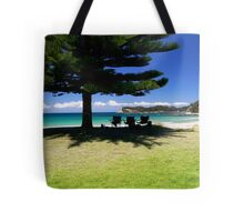 Seats in Shade Tote Bag