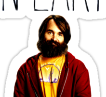 Last Man on Earth Sticker
