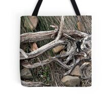Stick and Wire Tote Bag