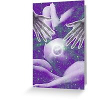 Color Chaos Collection -- DNA Greeting Card