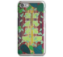 And then the green man shattered iPhone Case/Skin