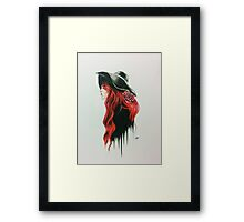 Good Witch Framed Print