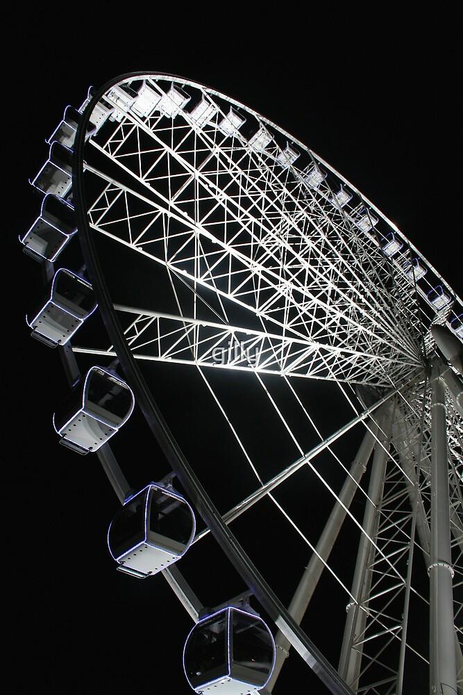Ferris Wheel by Gill Duncan