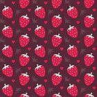Strawberries and Chocolate by daisy-beatrice