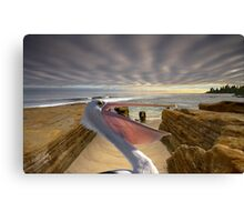 1097A-Wide Open Pacific Beach Canvas Print