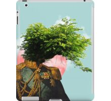 TREE MAN. iPad Case/Skin