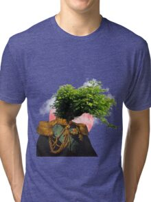 TREE MAN. Tri-blend T-Shirt