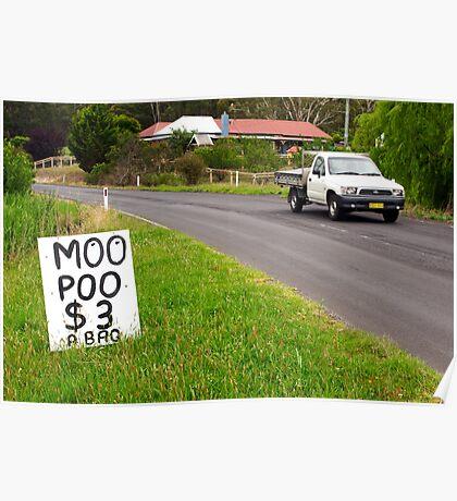 Moo Poo - Candelo Poster