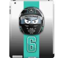 Nico ROSBERG_2014_Helmet iPad Case/Skin