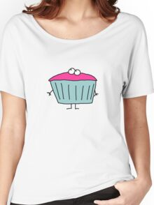 Cup Cake Women's Relaxed Fit T-Shirt