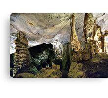 grutas de garcia 11 Canvas Print