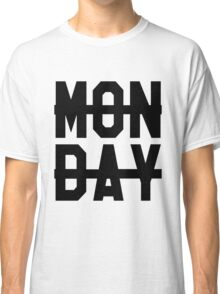 niall horan inspired MONDAY design Classic T-Shirt