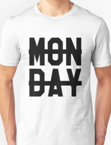 niall horan inspired MONDAY design T-Shirt
