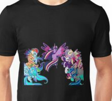 Let the rainbow remind you Unisex T-Shirt