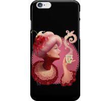 Tea and a Cupcake iPhone Case/Skin