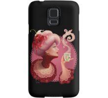 Tea and a Cupcake Samsung Galaxy Case/Skin