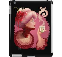 Tea and a Cupcake iPad Case/Skin