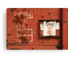 Special Cargo Canvas Print