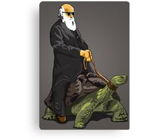 Galapagos Style Canvas Print
