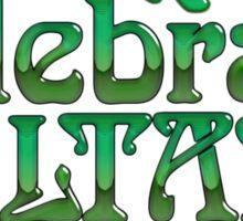 Celebrate Beltane Sticker