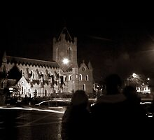 New Years, Christchurch Cathedral, Dublin  by DeirdreMarie