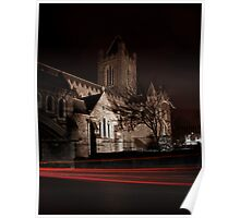 Christ Church Cathedral, Dublin  Poster