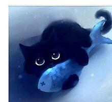 Cat Science Experiment by lovinrivi