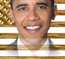 Commander in Chief, President Barack Obama Sticker