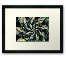 Forest of Light Framed Print
