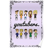 YOUTUBERS Poster