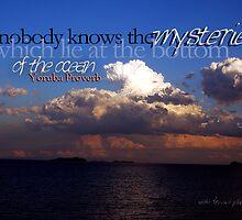 Sea The Mystery © Vicki Ferrari Photography by Vicki Ferrari