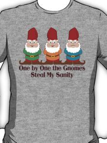 One By One The Gnomes T-Shirt