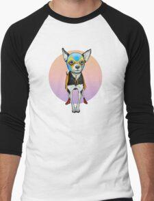 Luchador Chihuahua Dog T-Shirt