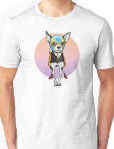 Chihuahua Luchador Dog Unisex T-Shirt