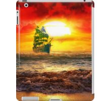Pirate Ship iPad Case/Skin