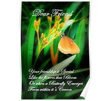 Dear Friend Poster